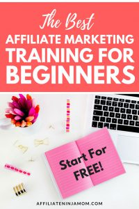 Looking for the best affiliate marketing training for beginners? Wealthy Affiliate is the where elite affiliates learn how to make money with affiliate marketing for scratch. You can join the starter membership for FREE today!