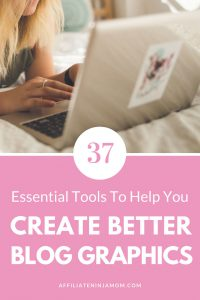 Need to create blog graphics? These 37 image creation tools will help you create stand images for your blog or website!